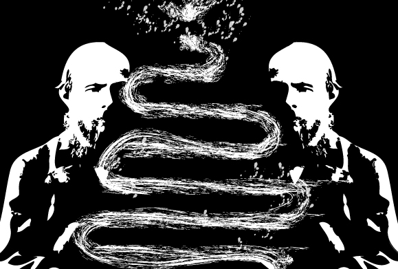 Фёдор Михайлович Достоевский by Nizar M. Halloun © Attribution Non-commercial Share Alike