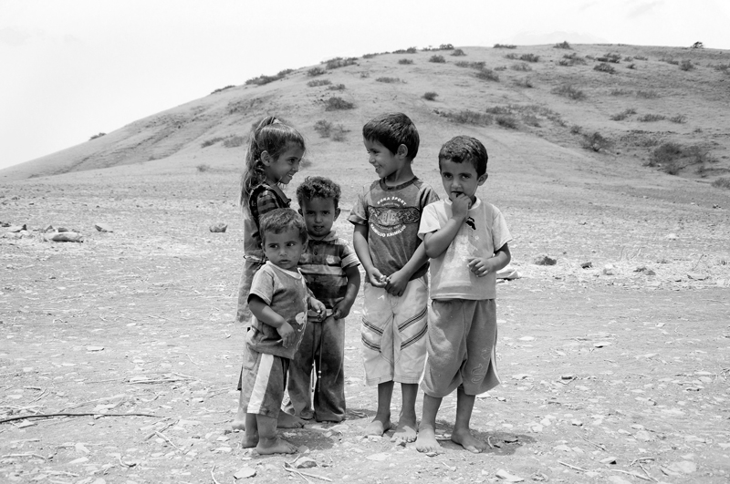 'Kids, Salmaan' by Nizar M. Halloun © Attribution Non-commercial Share Alike