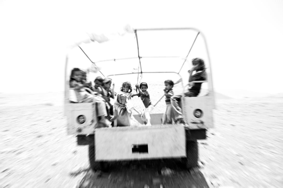 'Kids III' by Nizar M. Halloun © Attribution Non-commercial Share Alike