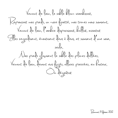 Revenant, Nizar M. Halloun