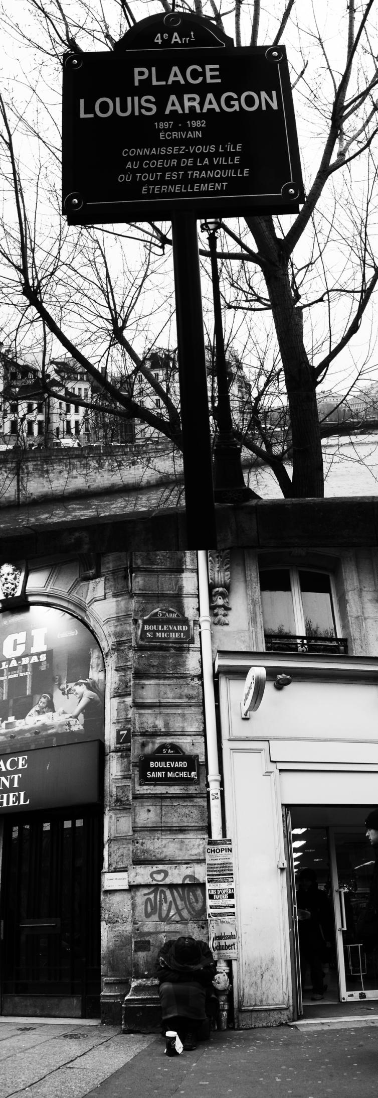 'Paris' by Nizar M. Halloun © Attribution Non-commercial Share Alike