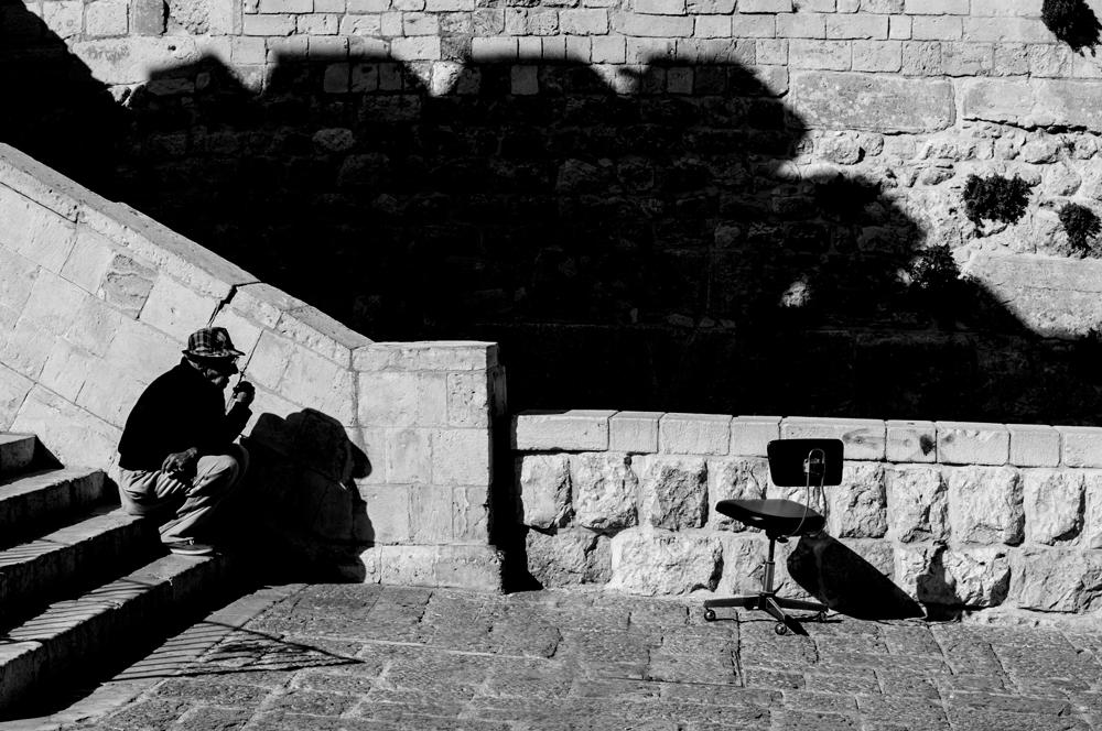 'Trialogue III' by Nizar M. Halloun © Attribution Non commercial Share Alike