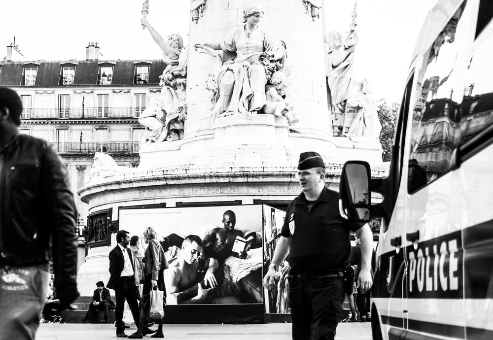 """' """"Triomphe de la République"""" ' by Nizar M. Halloun © Attribution Non commercial Share Alike"""