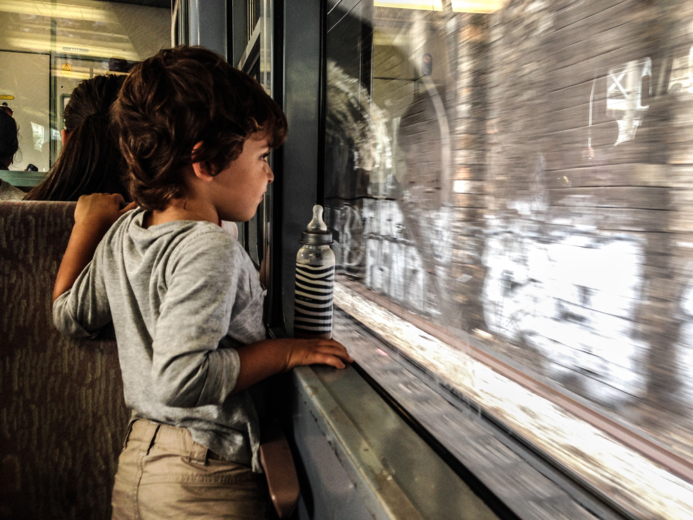 'A Baby's Train' by Nizar M. Halloun © Attribution Non commercial Share Alike