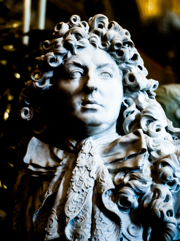 Louis-XIV, Nizar M. Halloun 2014© attribution non-commercial share alike