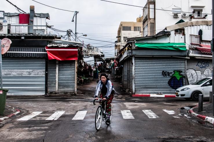 Tel-Aviv © 2015 Nizar M. Halloun