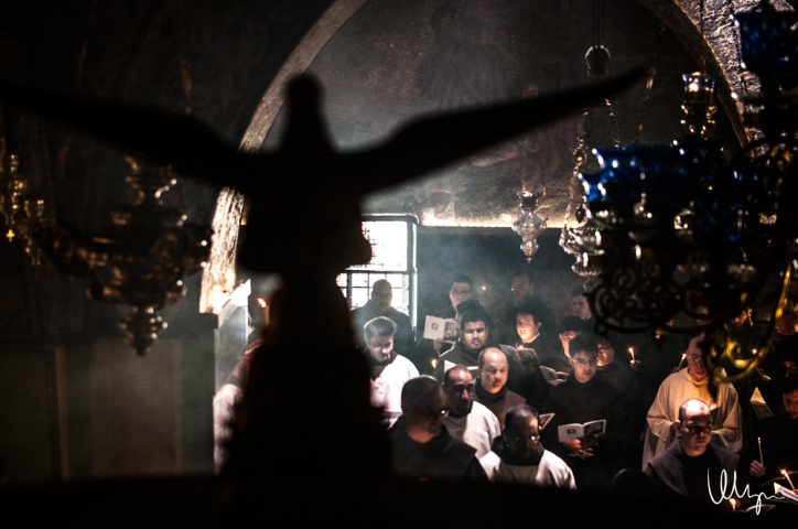 Feast of the Holy Cross, Holy Sepulchre © 2015 Nizar M. Halloun